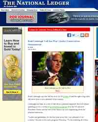Rush Limbaugh Left has Won Audio Conservatives: The National Ledger